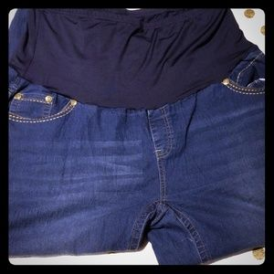 Denim - Never Worn 2x Maternity Jeans